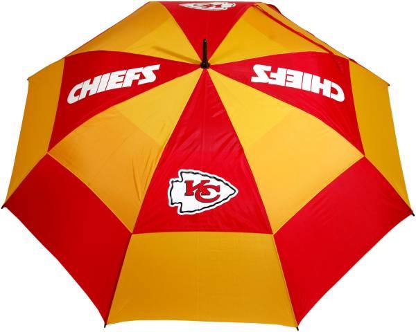 "Team Golf Kansas City Chiefs 62"" Double Canopy Golf Umbrella product image"