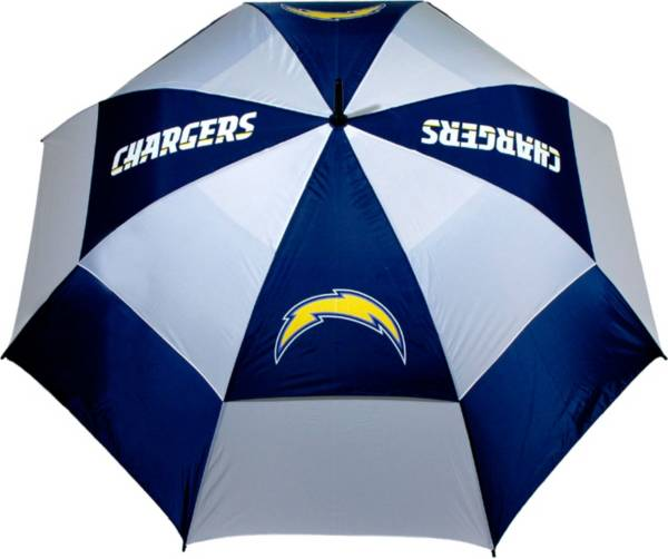 """Team Golf Los Angeles Chargers 62"""" Double Canopy Umbrella product image"""