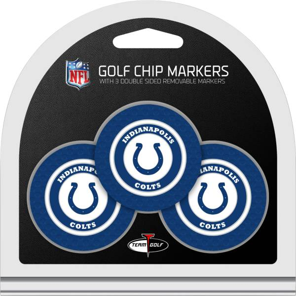 Team Golf Indianapolis Colts Golf Chips - 3 Pack product image