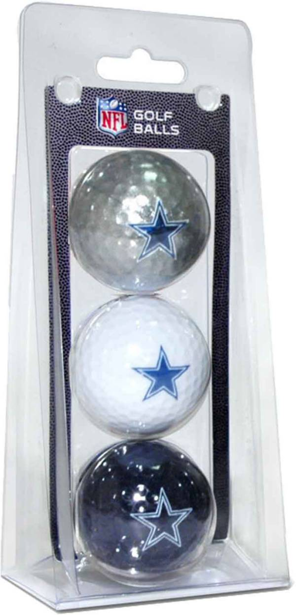 Team Golf Dallas Cowboys Golf Balls – 3 Pack product image