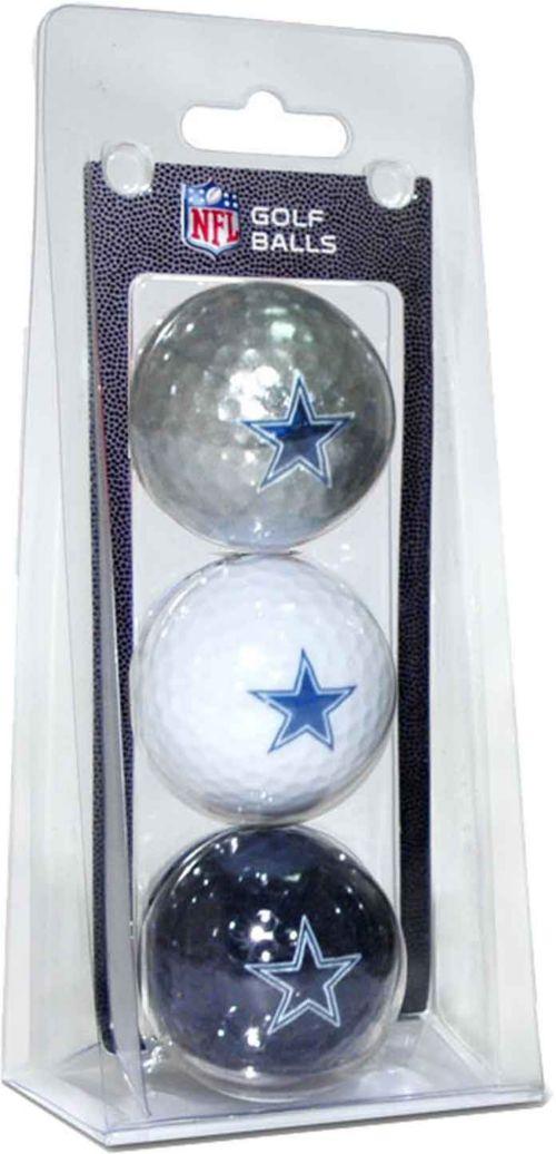 24f80da09 Team Golf Dallas Cowboys Golf Balls - 3 Pack 1