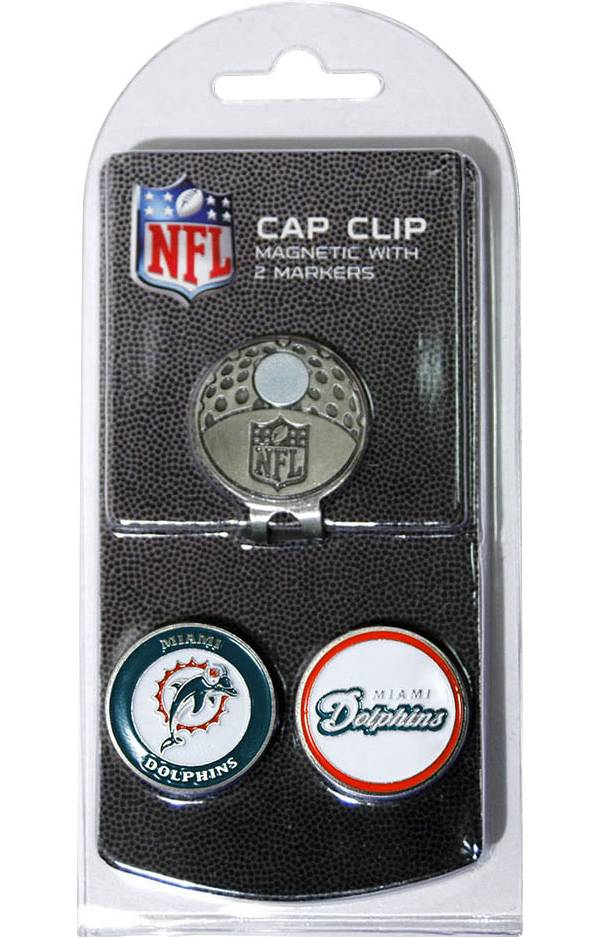 Team Golf Miami Dolphins Two-Marker Cap Clip product image
