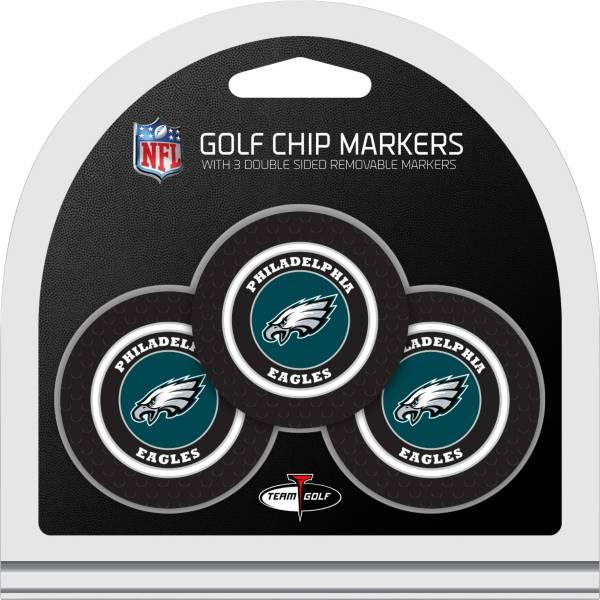Team Golf Philadelphia Eagles Golf Chips - 3 Pack product image