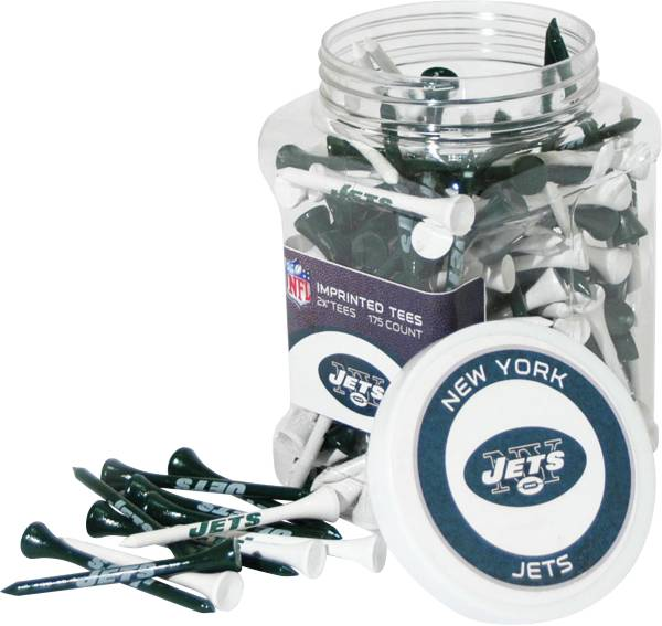 Team Golf New York Jets Tee Jar - 175 Pack product image