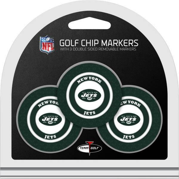 Team Golf New York Jets Golf Chips - 3 Pack product image