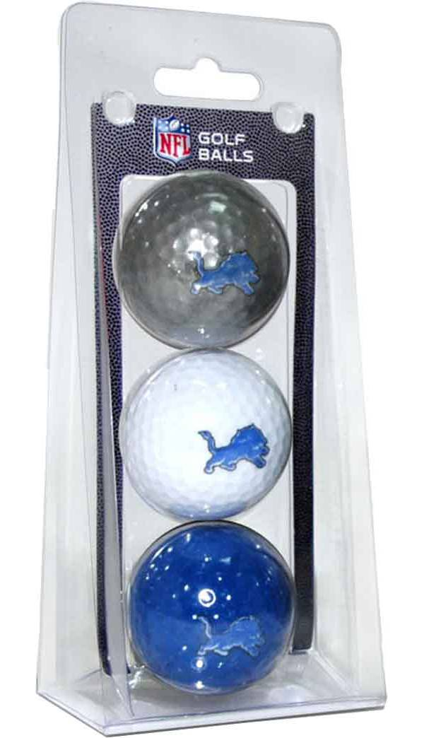 Team Golf Detroit Lions Golf Balls – 3 Pack product image