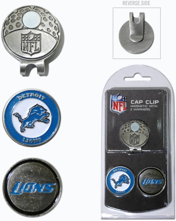 Team Golf Detroit Lions Two-Marker Cap Clip product image