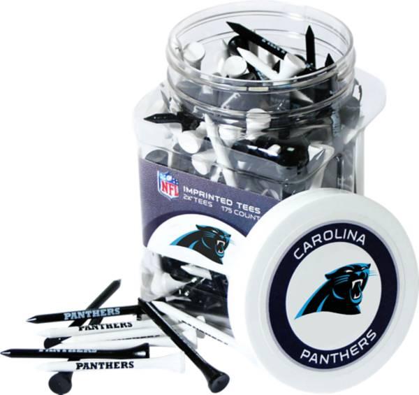 Team Golf Carolina Panthers Tee Jar - 175 Pack product image