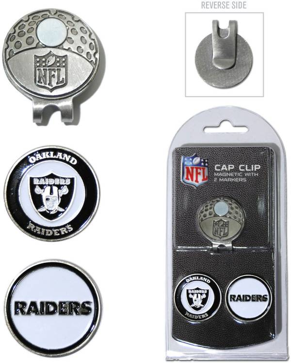 Team Golf Oakland Raiders Two-Marker Cap Clip product image
