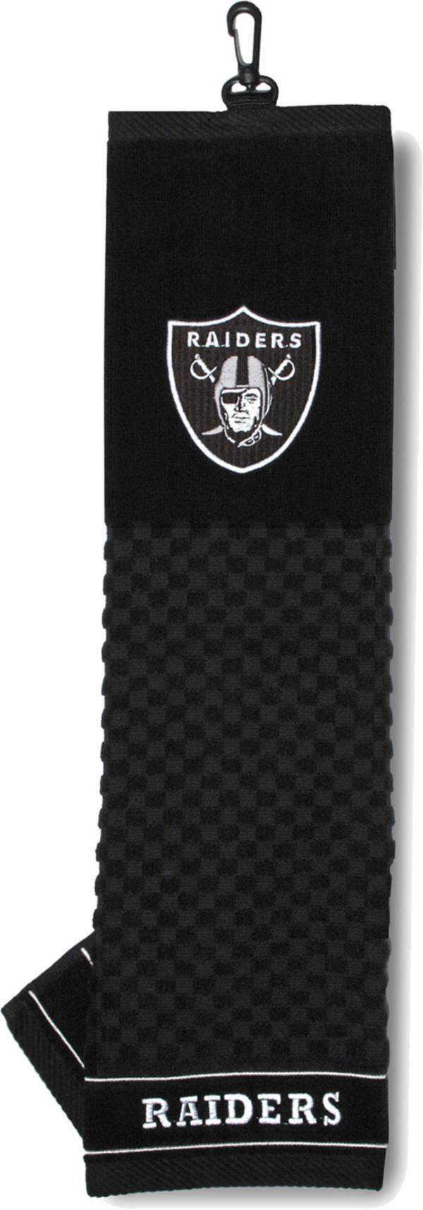 Team Golf Las Vegas Raiders Embroidered NFL Towel product image
