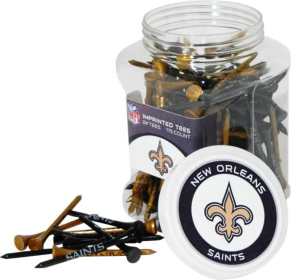 Team Golf New Orleans Saints Tee Jar - 175 Pack product image