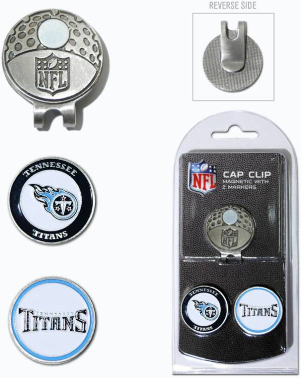Team Golf Tennessee Titans Two-Marker Cap Clip product image