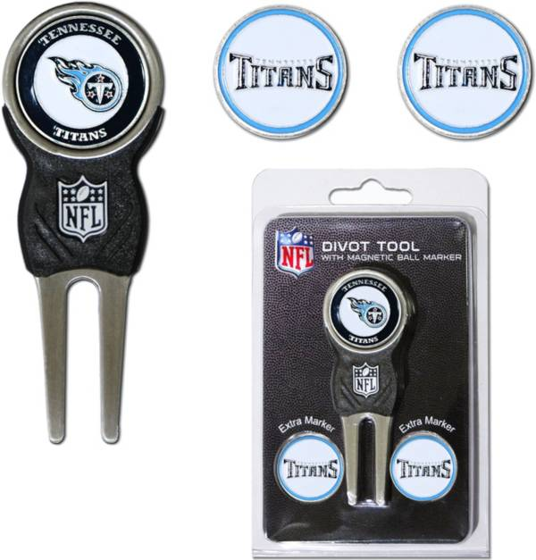 Team Golf Tennessee Titans Divot Tool and Marker Set product image