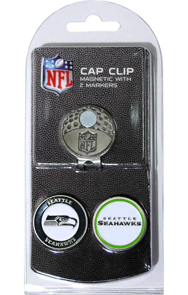Team Golf Seattle Seahawks Two-Marker Cap Clip product image