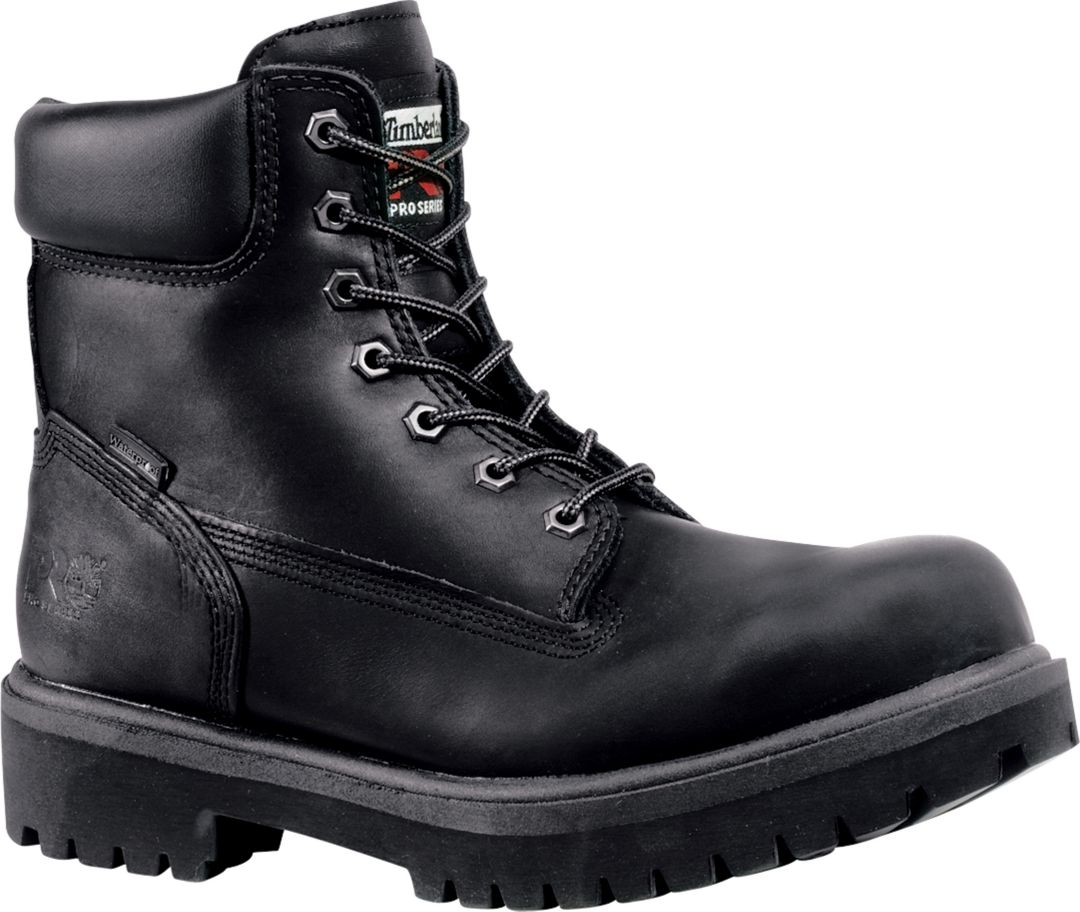 1a9188aee5d Timberland PRO Men's Direct Attach 6''' 200g Waterproof Work Boots ...
