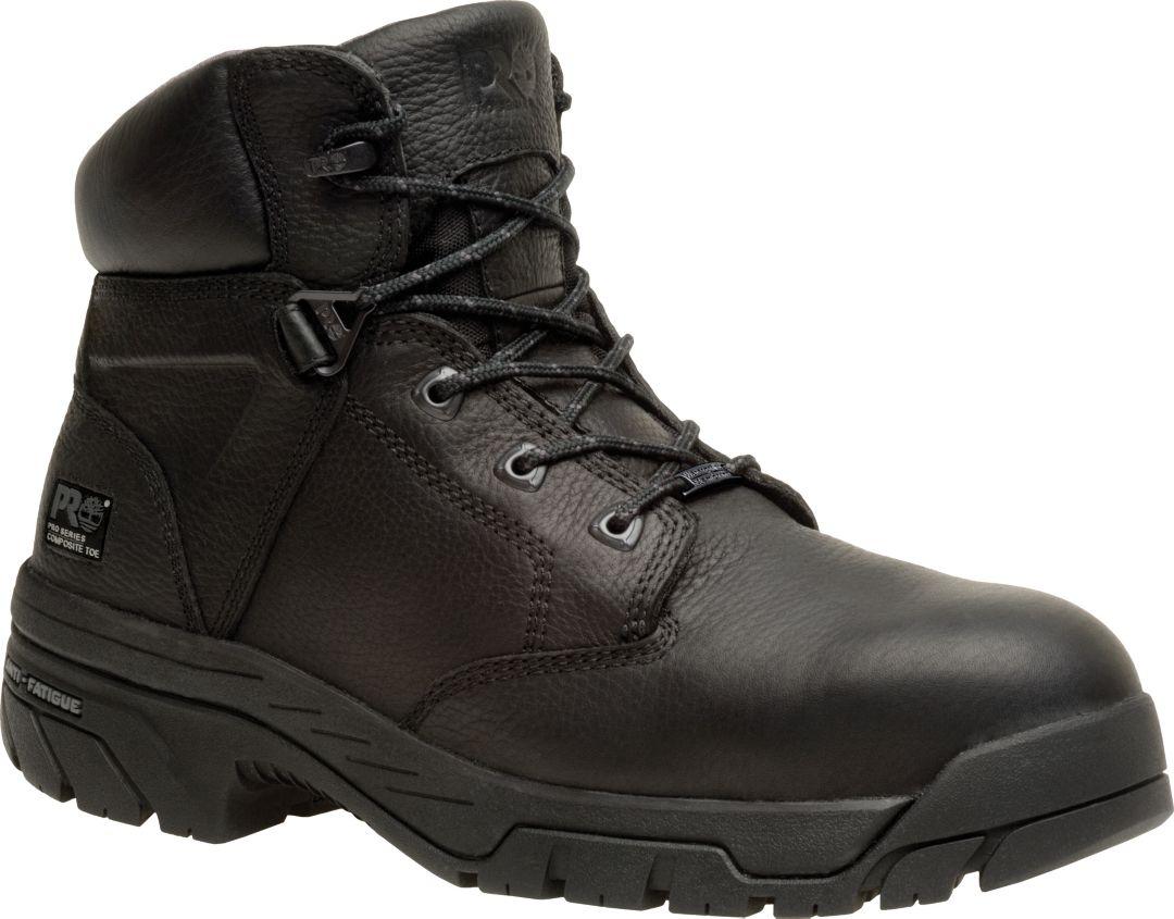c278e66877e Timberland PRO Men's Helix 6'' Composite Toe Work Boots
