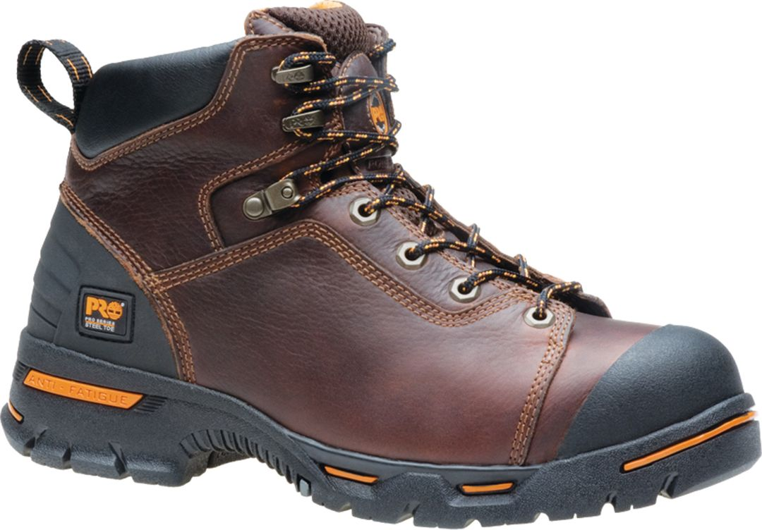 dec5aa5c5f2 Timberland PRO Men's Endurance PR 6'' Soft Toe Work Boots
