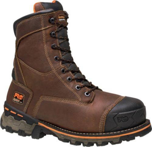 6684b6bc5c96 Timberland PRO Men s 8   Boondock Waterproof 600g Composite Toe Work ...