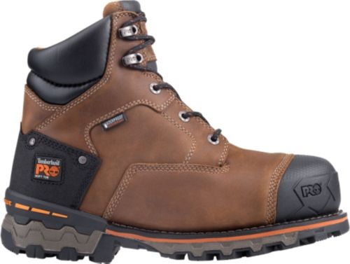 b2bb2c4c260b Timberland PRO Men s Boondock 6   Waterproof Work Boots