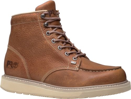 """66465df0d33 Timberland PRO Men s 6"""" Barstow Wedge Work Boots"""