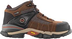 "0cb1f04be4c Timberland PRO Hyperion 4"" Waterproof Alloy Safety Toe Work Boots"
