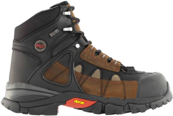 """Timberland Men's PRO 6"""" Hyperion Alloy Toe Work Boots product image"""