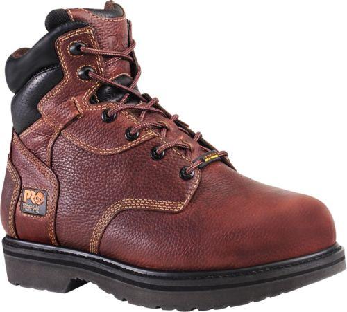 "13e827b641b9 Timberland PRO Men s 6"" Flexshield Internal Met Guard Steel Toe Work Boots.  noImageFound. 1"