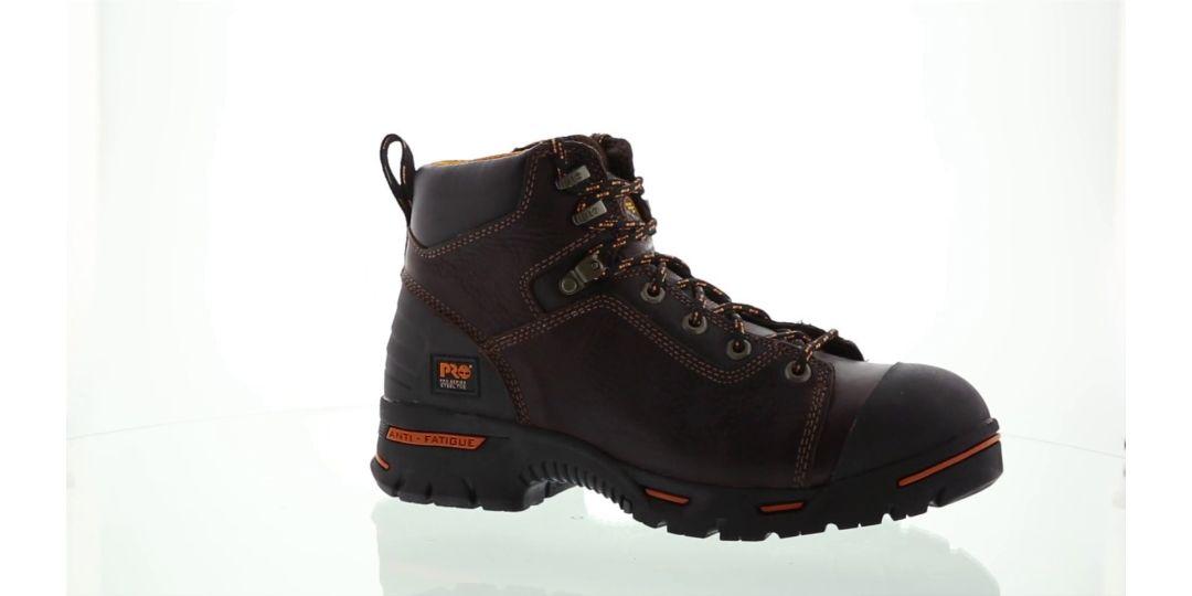 0ecc6ec1087 Timberland PRO Men's Endurance PR 6'' Steel Toe Work Boots