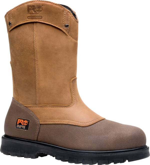Timberland PRO Men's Rigmaster Wellington Steel Toe Work Boots product image