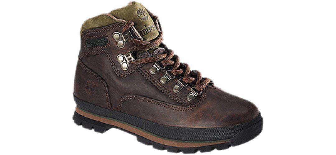 ba36a54278e Timberland Men's Euro Hiker Mid Hiking Boots