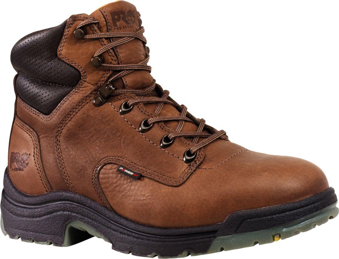 59a00e6c803 Timberland PRO Men's 6'' TiTAN Work Boots