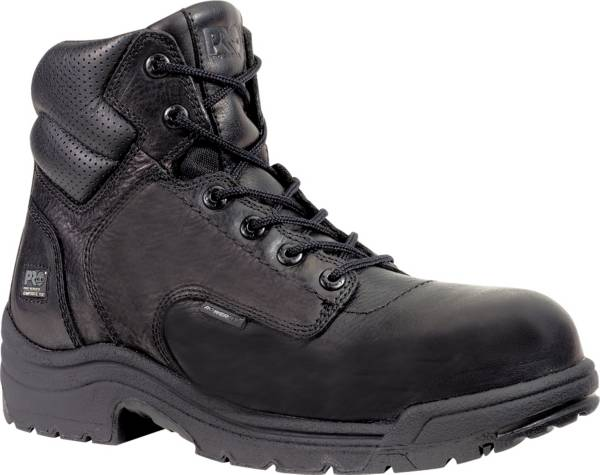 "Timberland PRO Men's 6"" TiTAN Composite Toe Work Boots product image"
