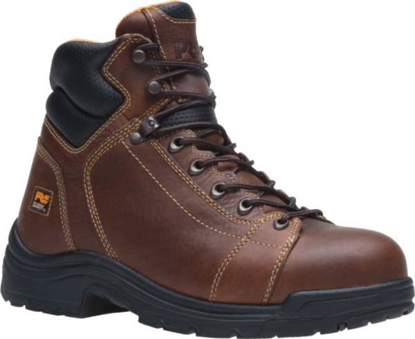 "Timberland PRO Men's TiTAN Lace-to-Toe 6"" Alloy Safety Toe Work Boots product image"