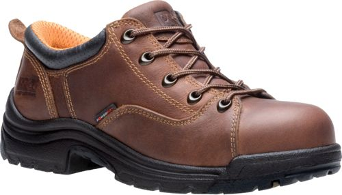 Timberland PRO Women s TiTAN Alloy Toe Oxford Work Boots  77f5793d82