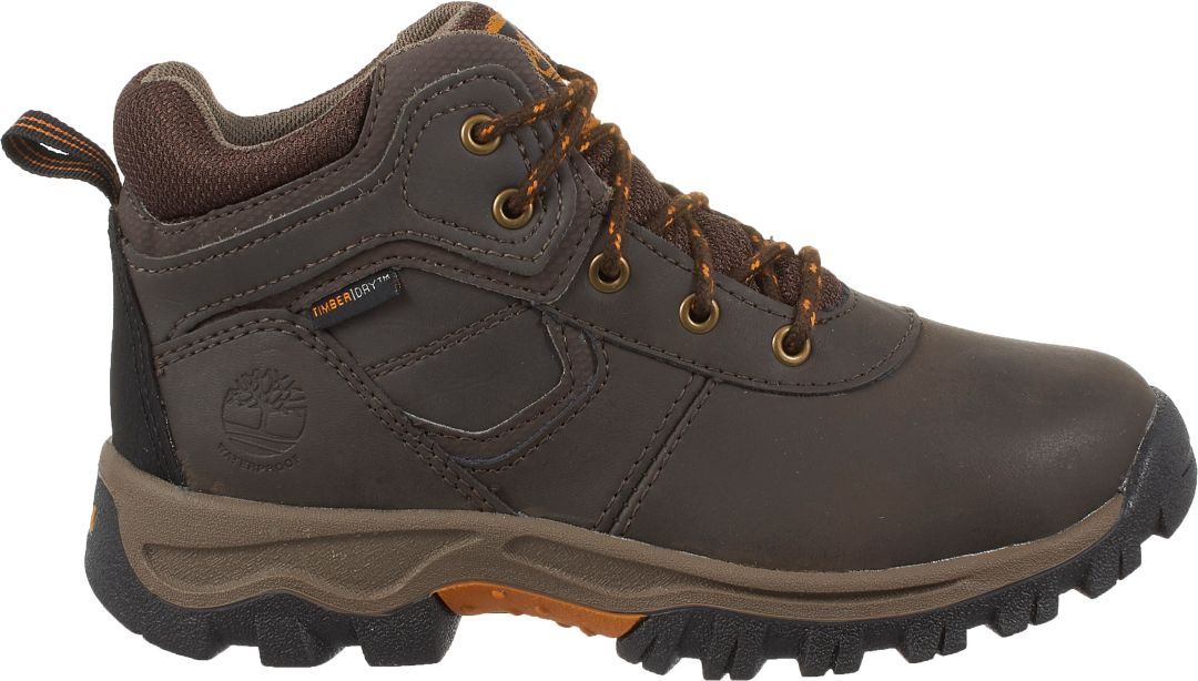 8abb05f48bb Timberland Kids' Grade School Mt. Maddsen Waterproof Hiking Boots