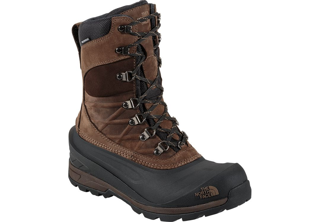 4d5c4a354ef The North Face Men's Verbera Utility Waterproof 400g Winter Boots
