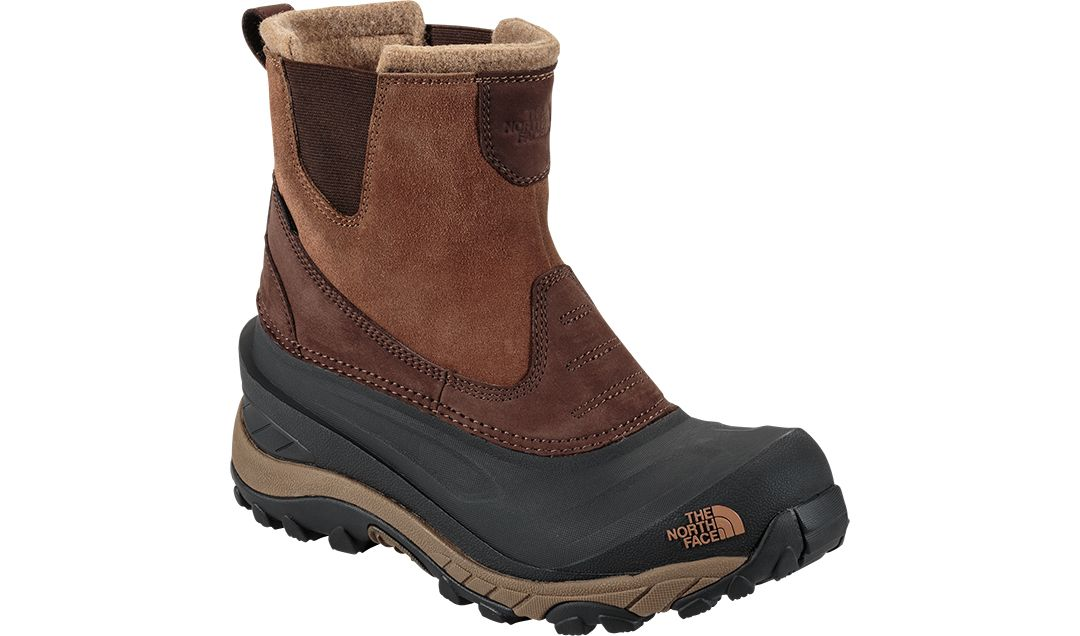 55f2de44f The North Face Men's Chilkat II Pull-On Waterproof 200g Winter Boots