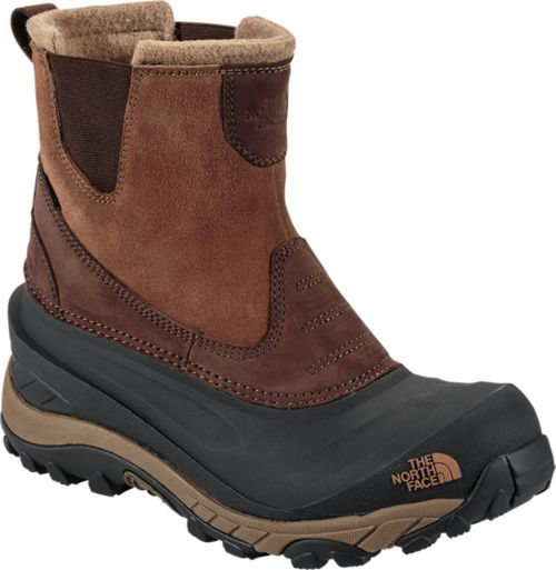 c0e6b6cf8f The North Face Men s Chilkat II Pull-On Waterproof 200g Winter Boots ...