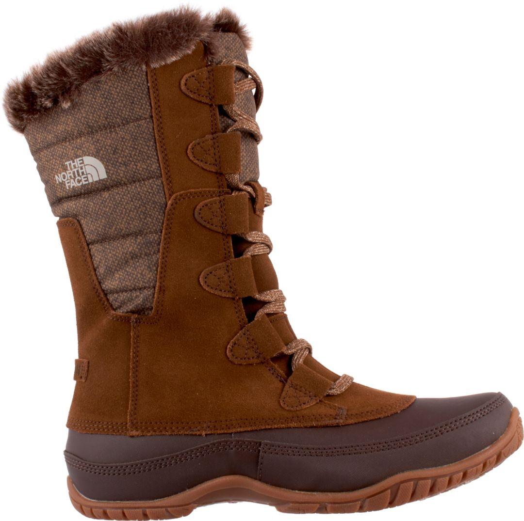 3784a171e The North Face Women's Nuptse Purna 200g Winter Boots