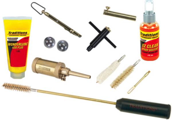 Traditions Sportsman's Revolver Cleaning Kit product image