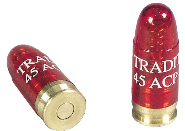 Traditions .45 ACP Snap Caps product image