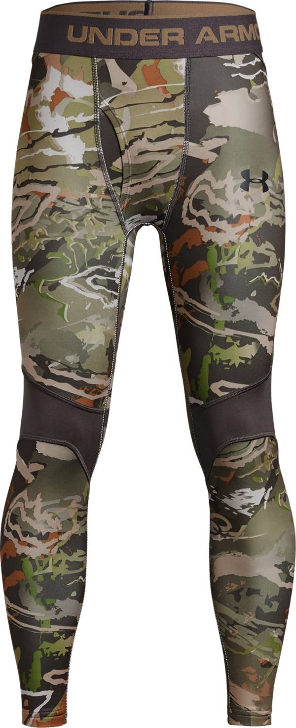 Under Armour Youth Scent Control Tevo Leggings product image