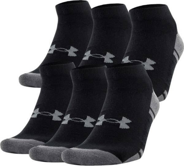 Under Armour Resistor Low Cut Athletic Socks - 6 Pack product image