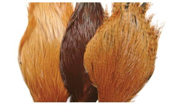 Umpqua Metz #3 Neck Hackle Fly Tying Feathers product image