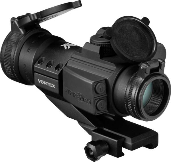 Vortex StrikeFire II Green / Red Dot Sight with Cantilever Ring Mount product image