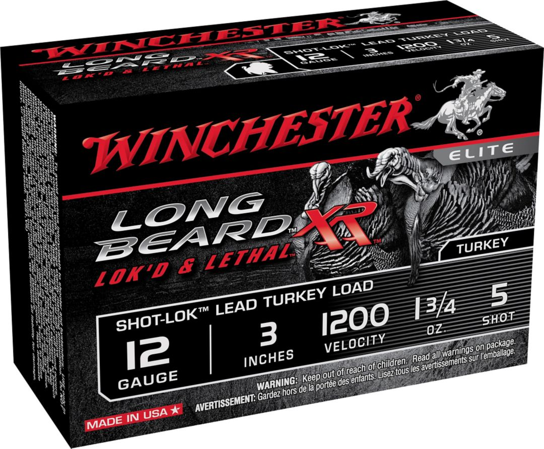 Winchester Long Beard XR Shotgun Ammo – 10 Shells