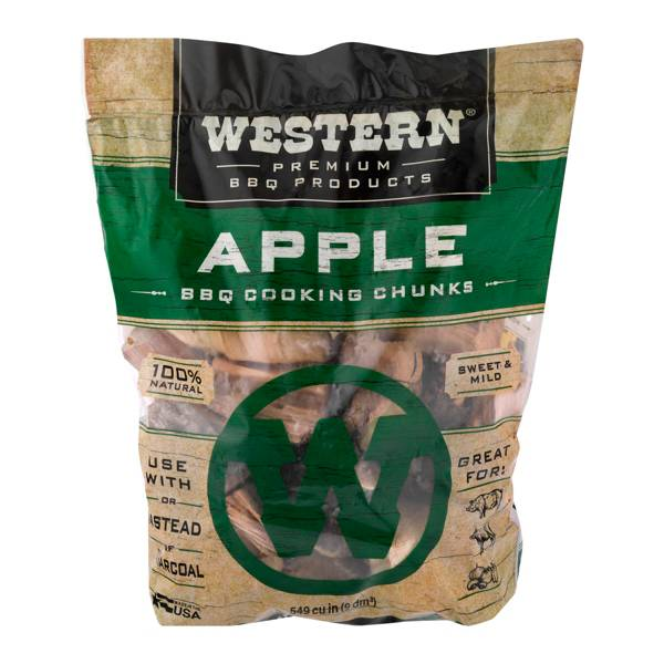 WESTERN BBQ Apple Cooking Chunks product image