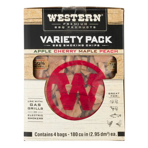 WESTERN Wood Chip Variety Pack product image