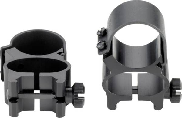 "Weaver 1"" See-Thru Top Mount Rings product image"