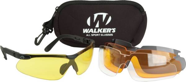 Walker's Game Ear Sport Glasses product image